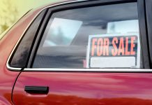 Sell your first car with these 6 easy steps